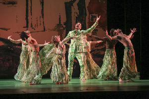 "Mark Morris Dance Group ""Acis and Galatea"""
